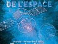 Affiche Mardi de l'Espace - Exoplanètes novembre 2019
