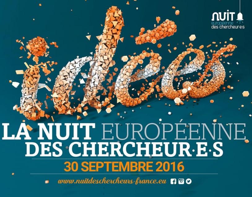 Nuit européenne des chercheur.e.s 2016
