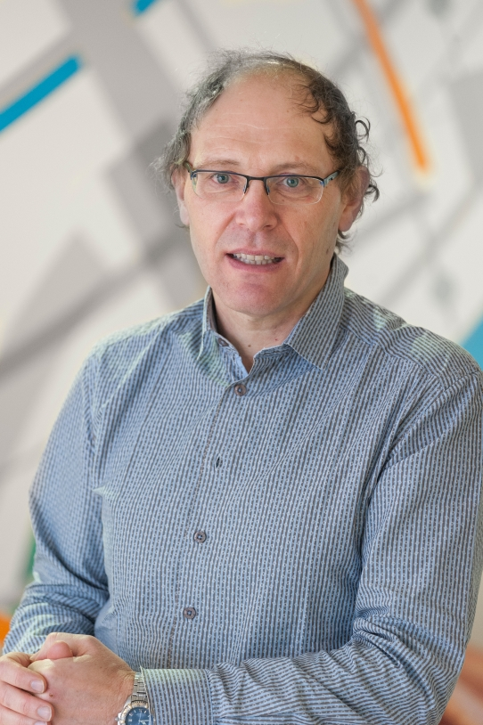 Serge Saubadine, ingénieur équipe Ariane 6 à la DLA